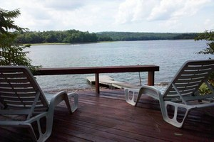 Water View From Deck
