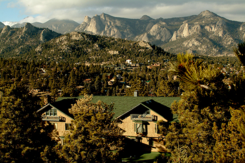 Direct Tv Cable And Internet >> The Historic Crags Lodge: 1 Bedroom Vacation Resort Rental ...