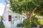 Puerta Coralina is a classic conch cottage located on a quiet residential street...