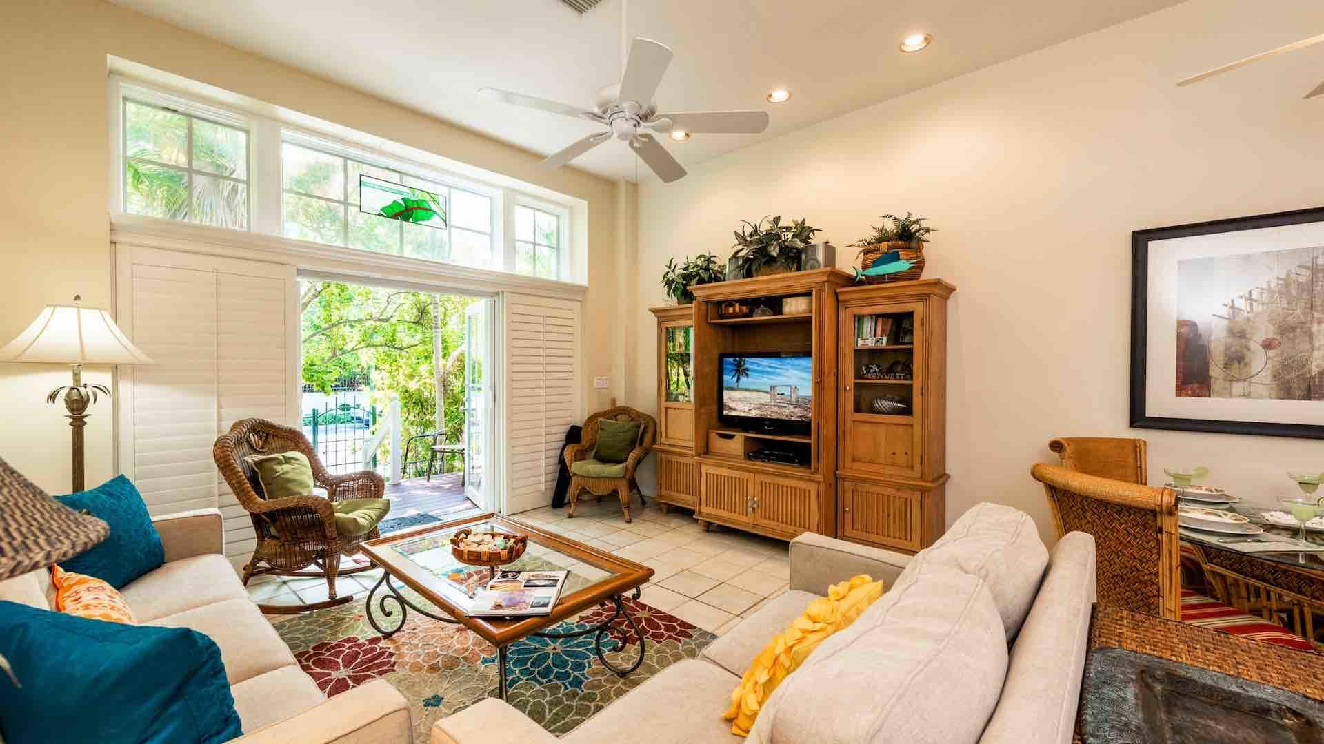 Villa Bahama has been furnished to a very high standard, in the lush tropical style inspired by Tommy Bahama...