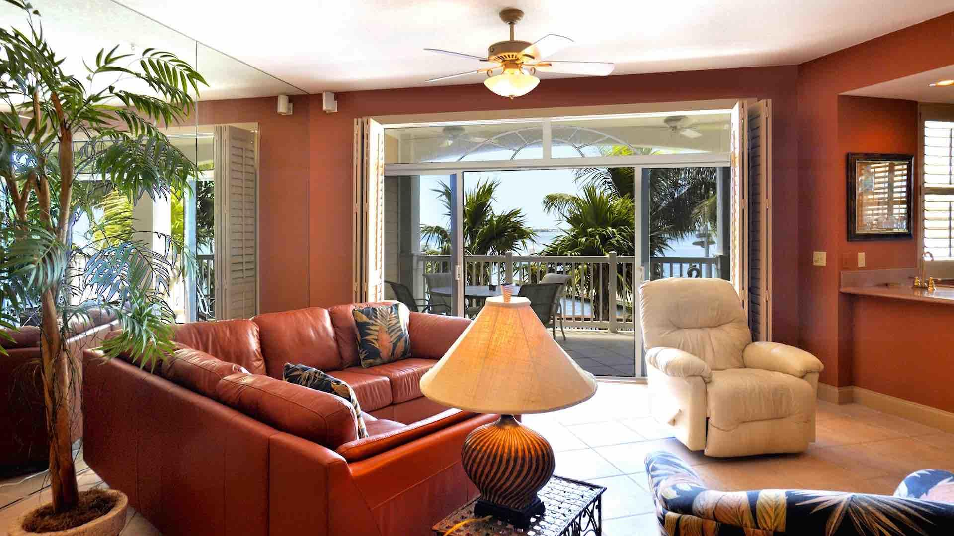 Sunset Point is a waterfront condo located at Sunset Marina...