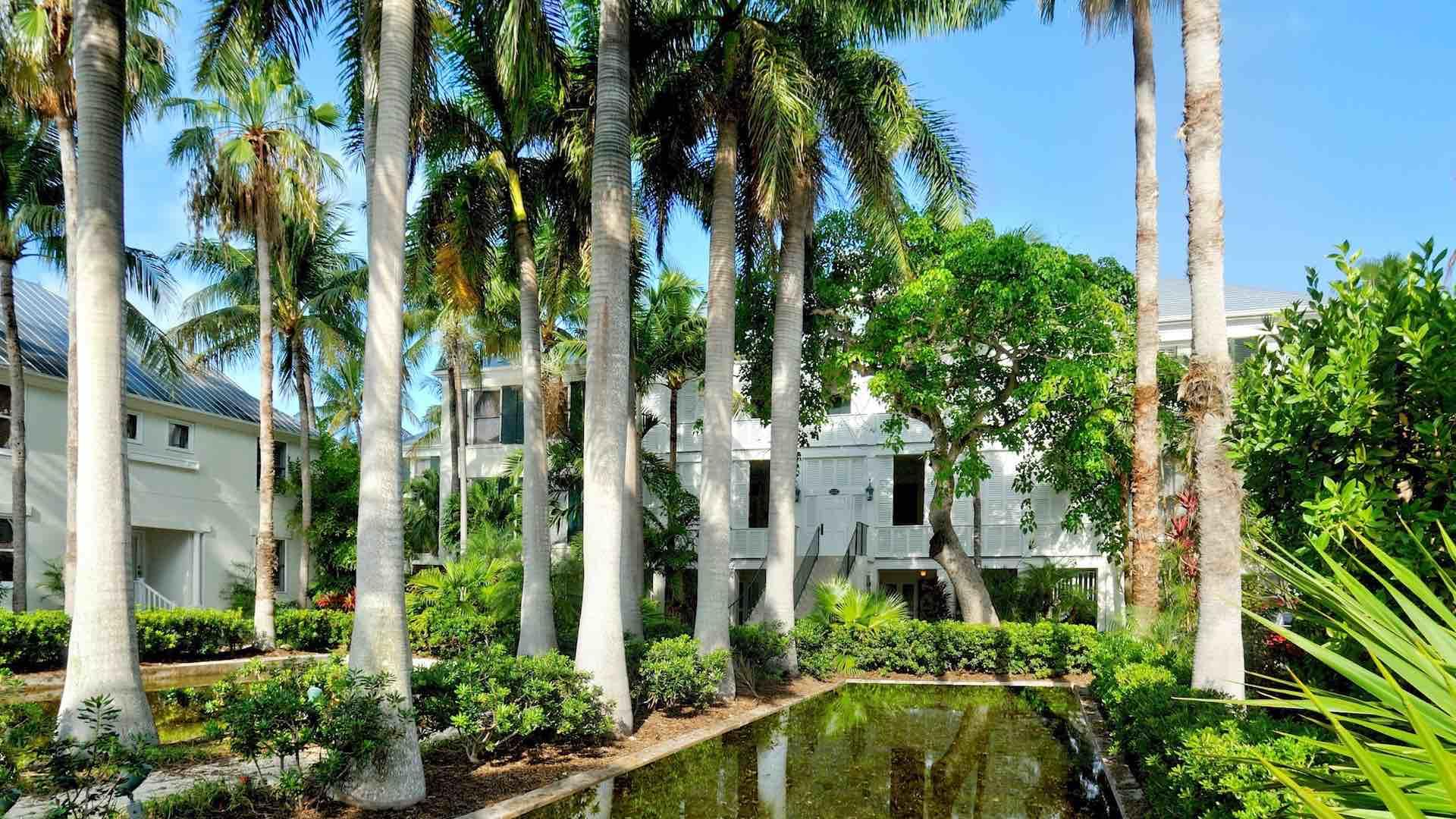 Promenade to Paradise is located in the Mills Place condo building...
