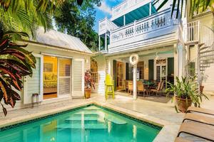 Key West pet friendly 5 bedroom vacation home with pool