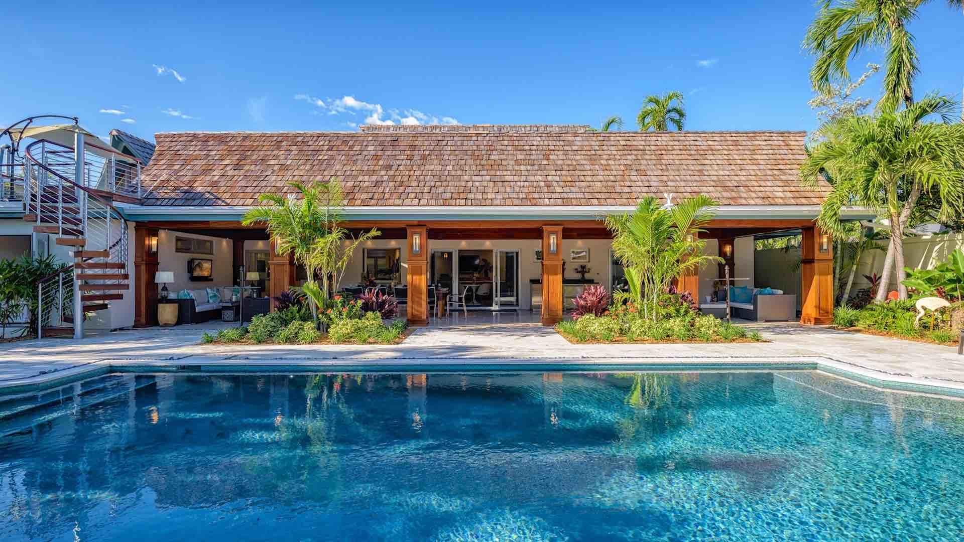 The Polynesian House is an extraordinarily unique and whimsical home, designed to capture the culture and experience of island life...
