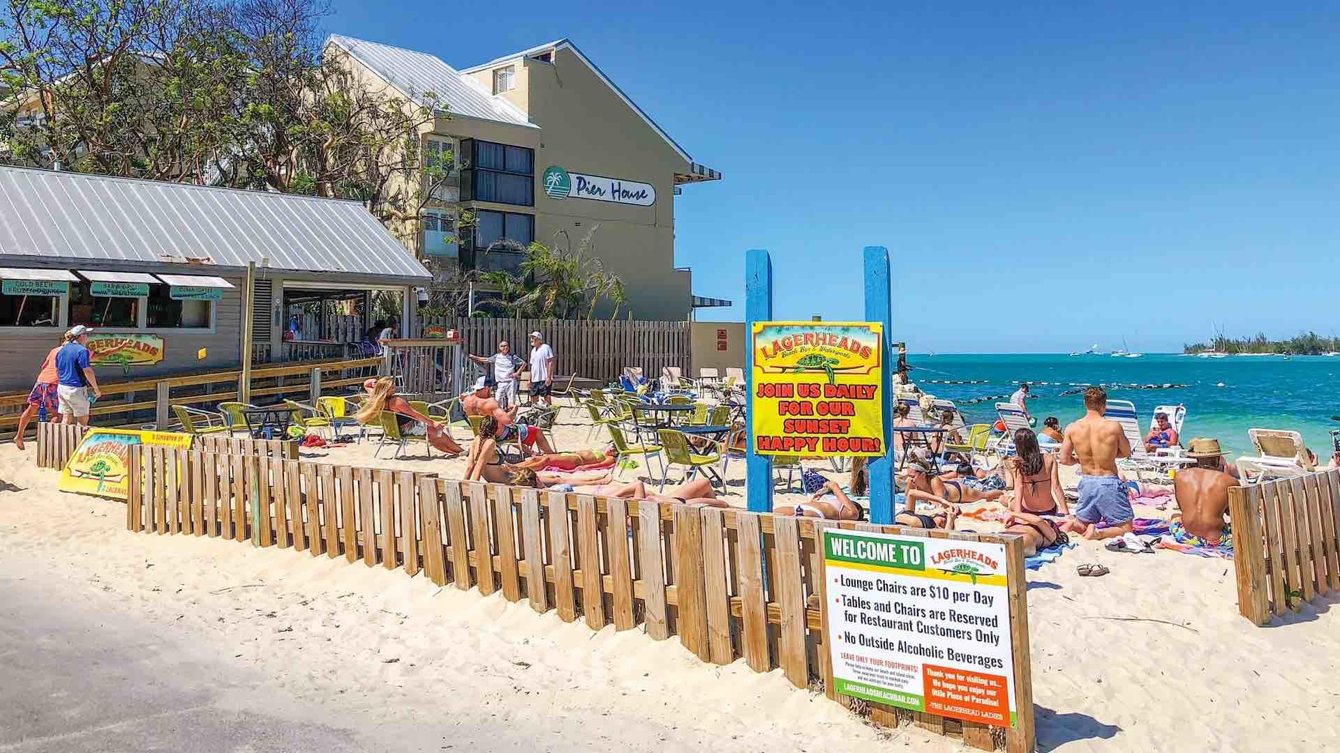 Missing a pool? Contact Last Key Concierge for info about Simonton Beach passes...