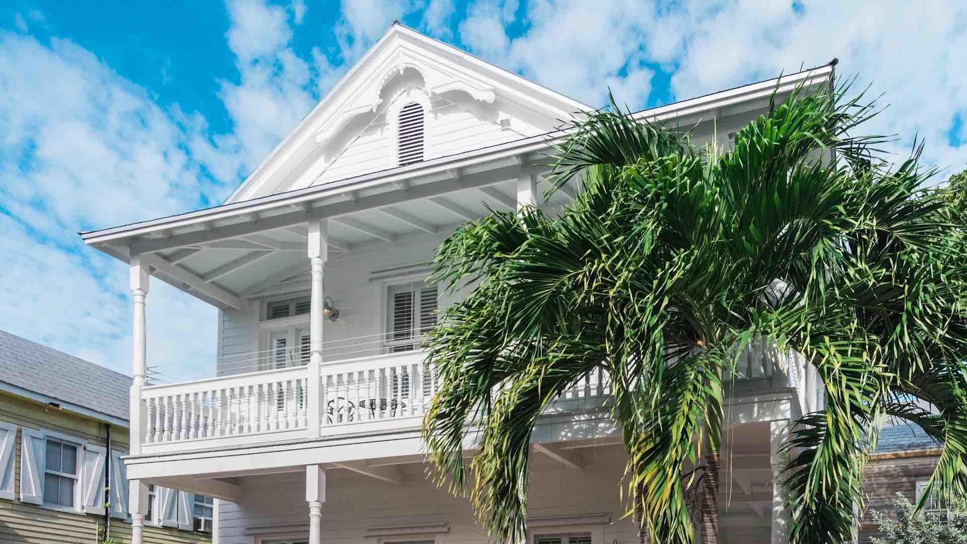 Villa Angelita is located right in Old Town just one block away from Duval Street and smack-dab in the center of the fun...