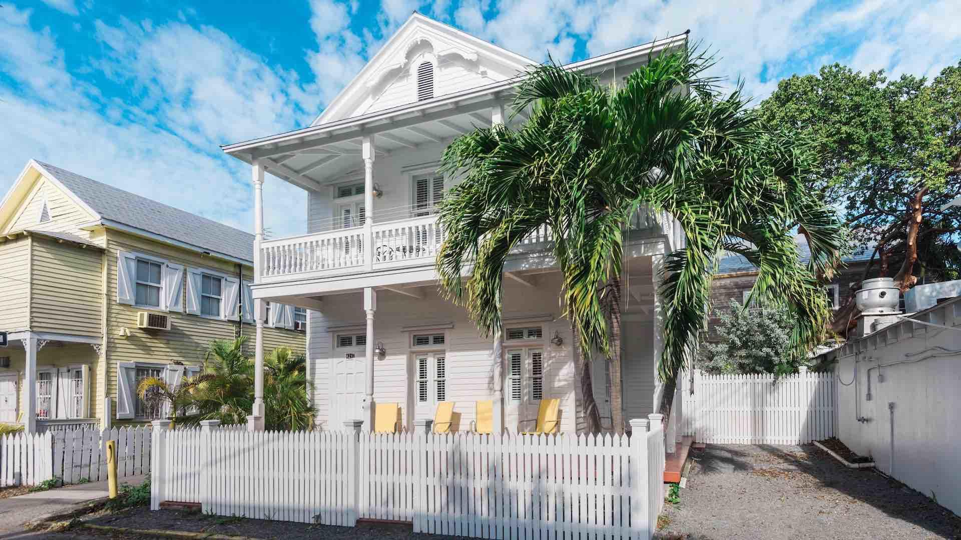 Sweet Home Angelita is a renovated historic home, made up of two condos...