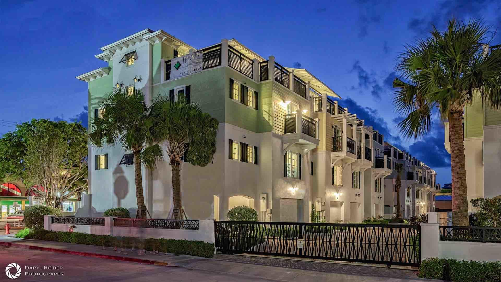 Heart of the Harbor is located at Old Town Villas, a luxury gated community...