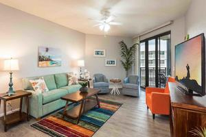 Driftwood Dreams is a fully renovated 2 bedroom, 2 bathroom condo...