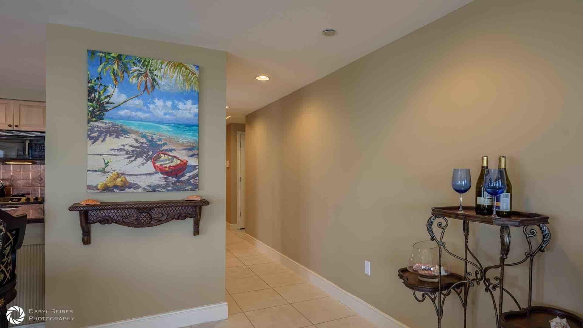 The spacious condo is 1620 square feet...