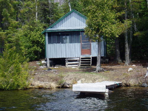 Outpost Nursey Lake