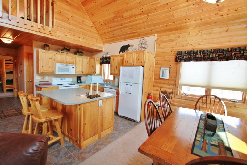 Lutsen Log Lodge 42 3 Bedrooms Vacation Cabin Rental