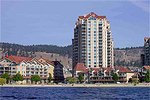 Sunset Waterfront Kelowna British Columbia Kelowna Resort Accommodations