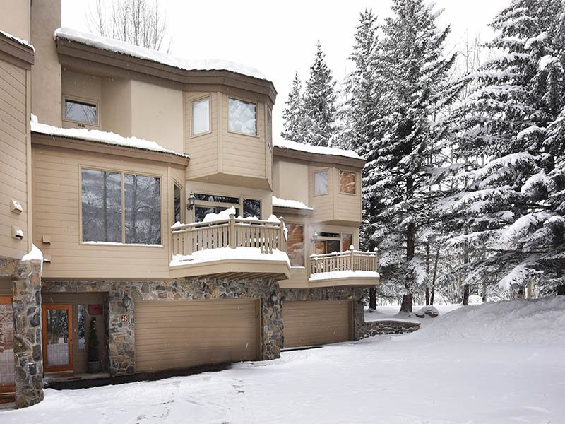 Large Vail 4 bedroom vacation rental perfect for groups