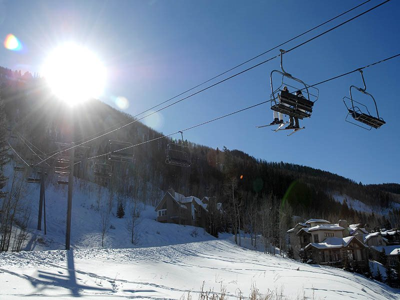 Vail vacation rental in Gore Creek with 4 bedrooms next to lifts