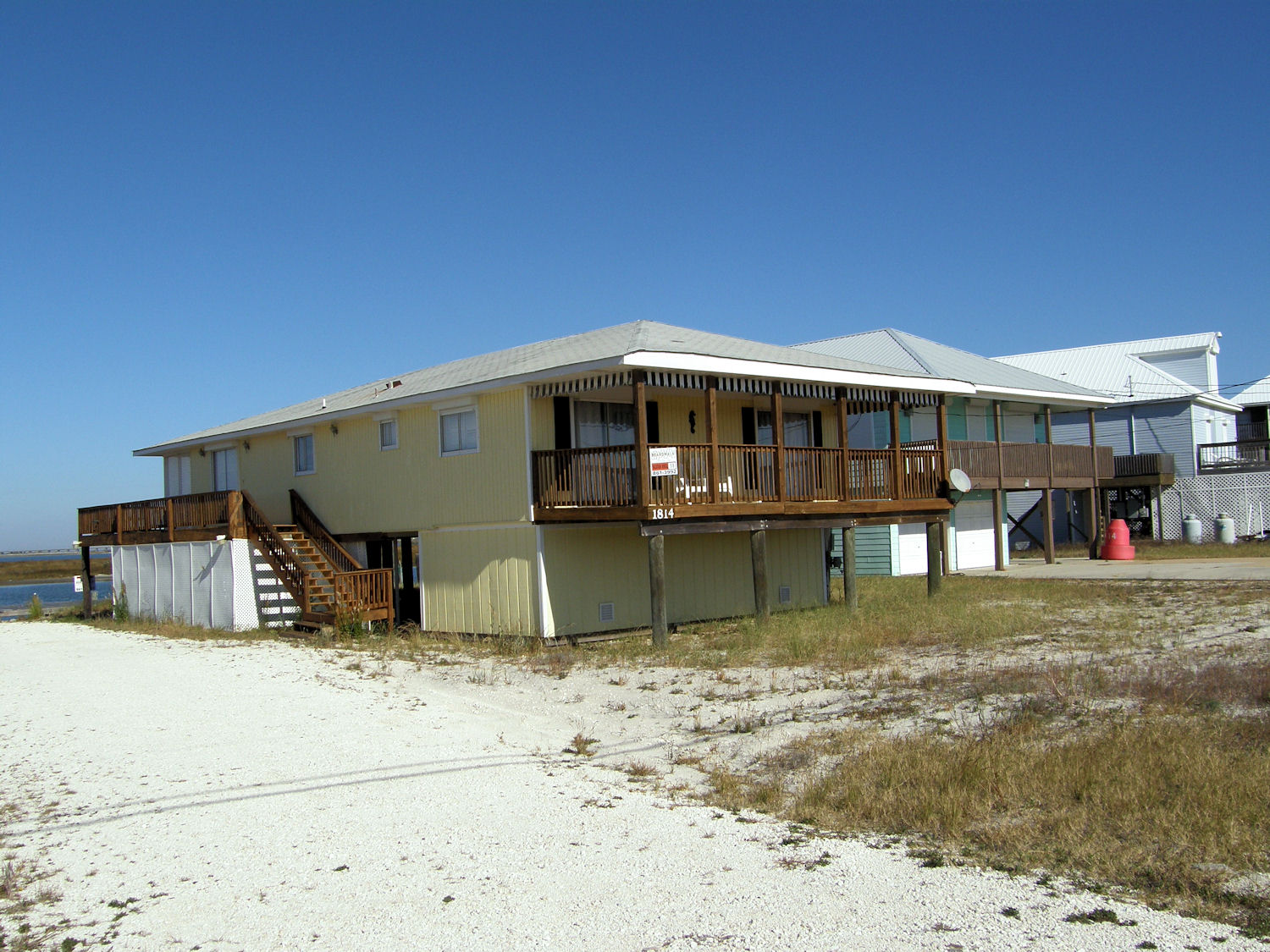 Vacation Rentals Pet Friendly On Dauphin Island