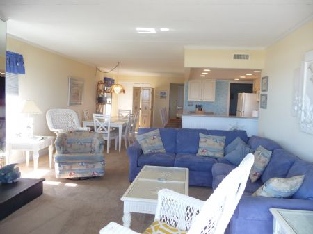Overview of Living Area