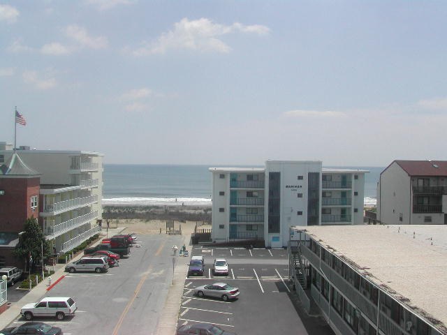 Side View from Balcony