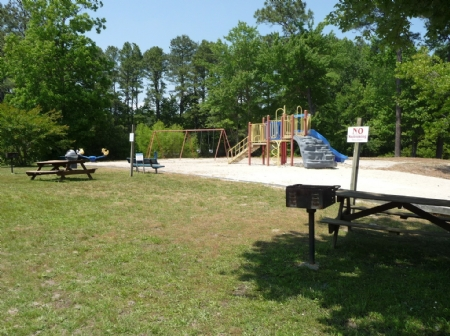 Playgroung & Picnic Area
