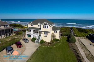 OBX Vacation Home Rentals perfect for families - Large Oceanfront Home Rental in Outer Banks