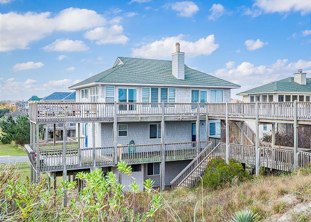 August Rush: Outer Banks Pet Friendly 5 Bedroom Vacation ...