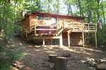 Cabin 4 Kunkletown Pennsylvania Cabins-4-Rent
