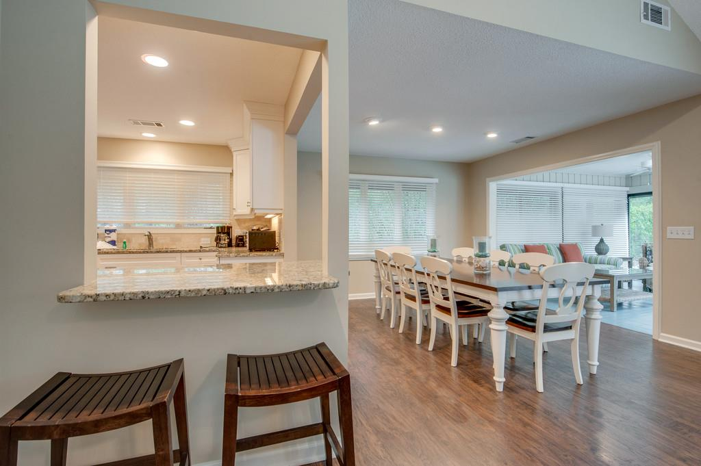 Kitchen Bar and Dining Room