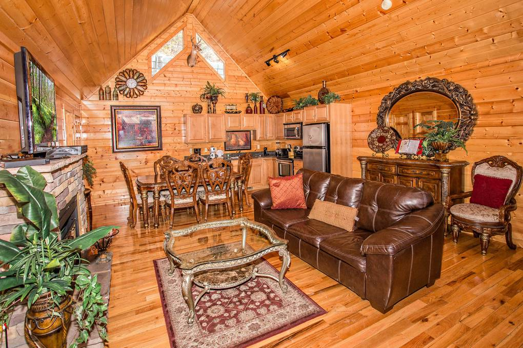 Sevierville 2 bedroom vacation home