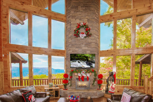 Bellagio Bear Sevierville Tennessee Timber Tops Luxury Cabin Rentals