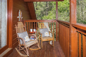 Cozy Corner Sevierville Tennessee Timber Tops Luxury Cabin Rentals