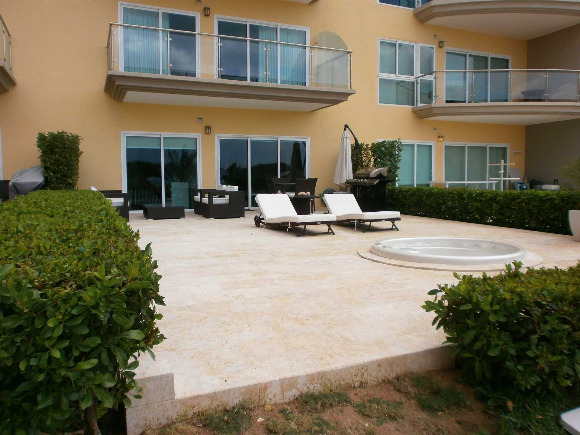 Your patio of this great condo.