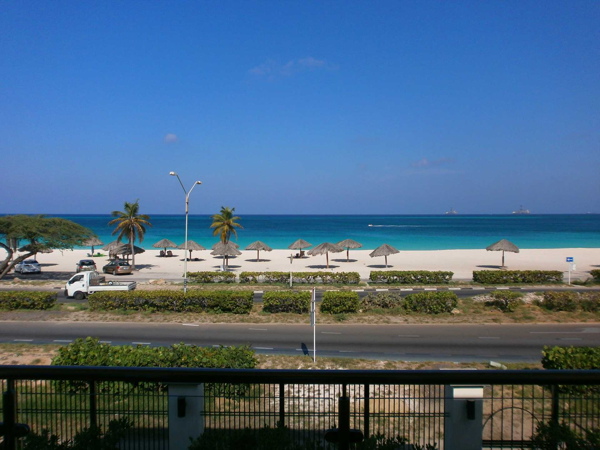 Your majestic view from your balcony!