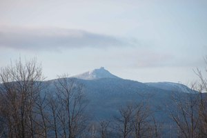 Jay Peak from Troy House