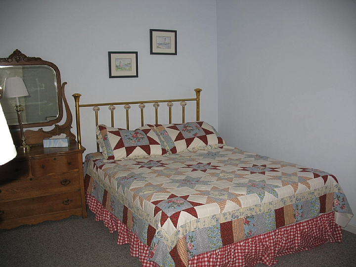 bedroom 1 downstairs