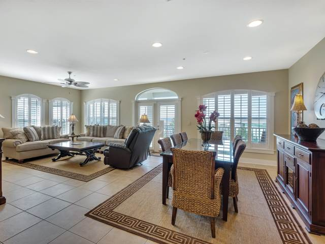 Dinning room with living room  - recessed light  - Beautiful arabian rugs