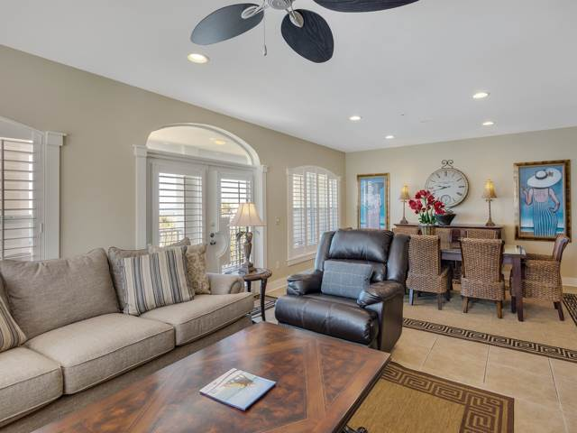 Living room and dinning room view - This is a  luxury rental property - Seagrove Beach