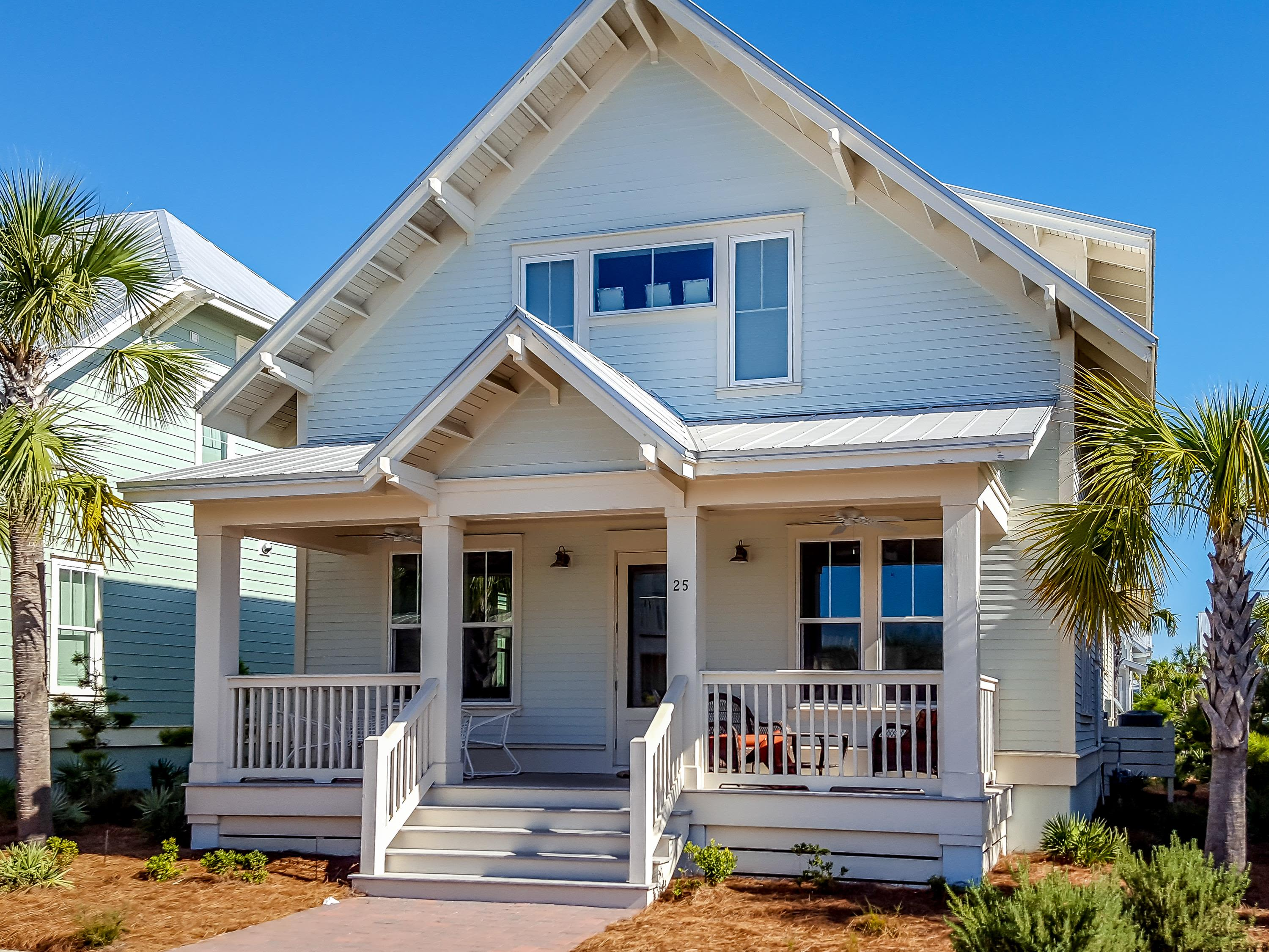 Sweet Home 30A: 5 Bedroom Vacation Home Rental Prominence ...