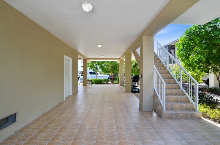 Stairs to Entry of Home