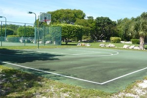 Complex Amenity - Basketball Court