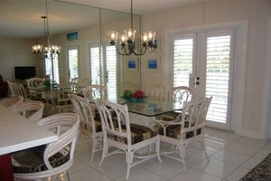 Dining Table and Seating