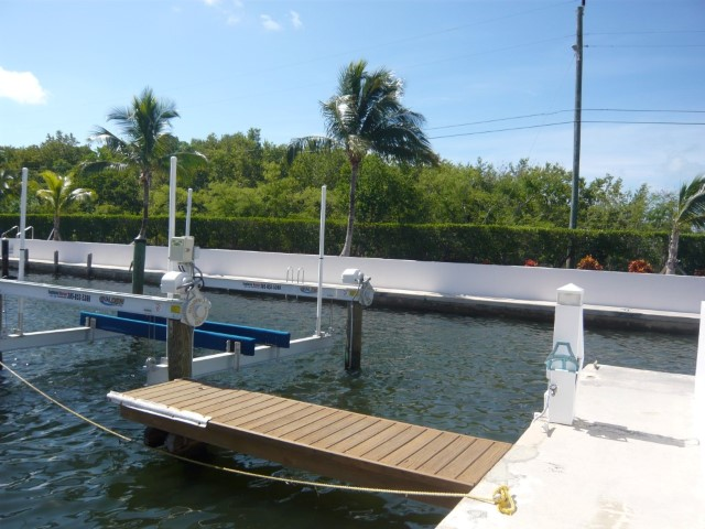 Owner Boat Slip Available for Guest Use
