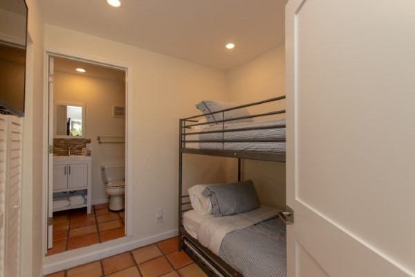 Twin Bunk Room and Ensuite
