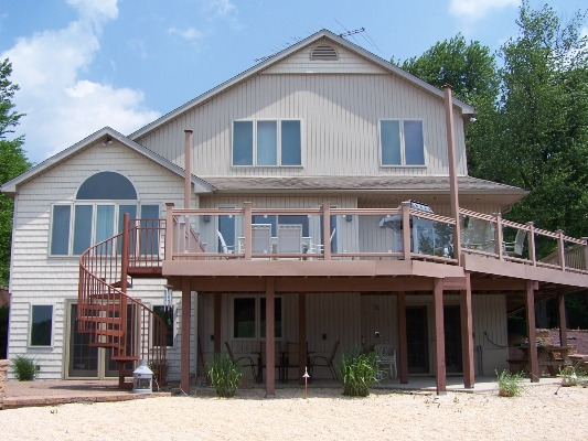 Lake Front Vacation Home Albrightsville Poconos PA USA