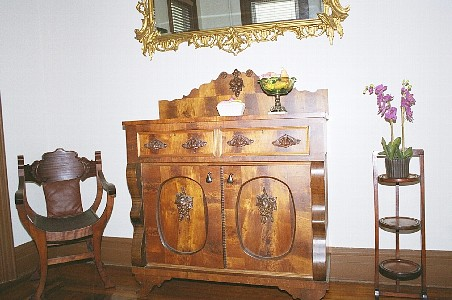 Dining Room Antique Sideboard