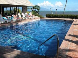 Wonderful Oceanfront pool
