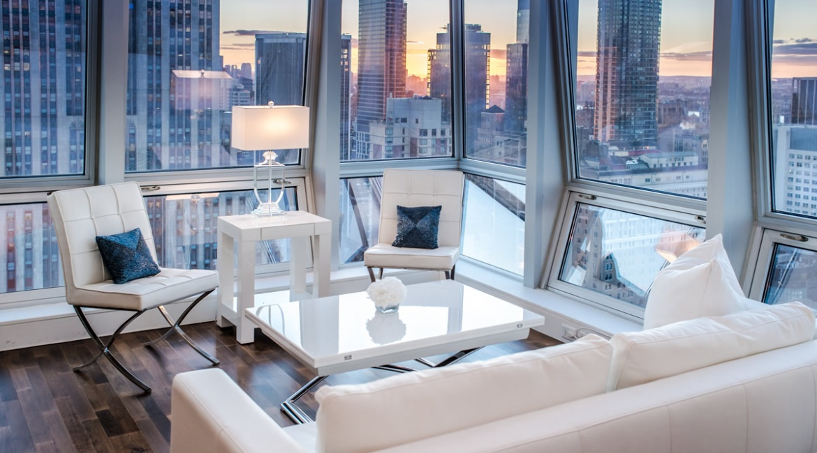 Midtown Jewel Amethyst Manhattan New York Vacation Apartment For Rent