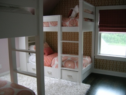 Bedroom with Bunks