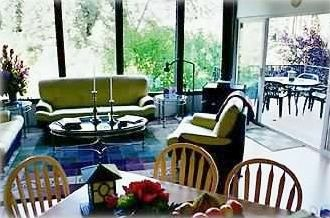 Living Room overlooking the Russian River