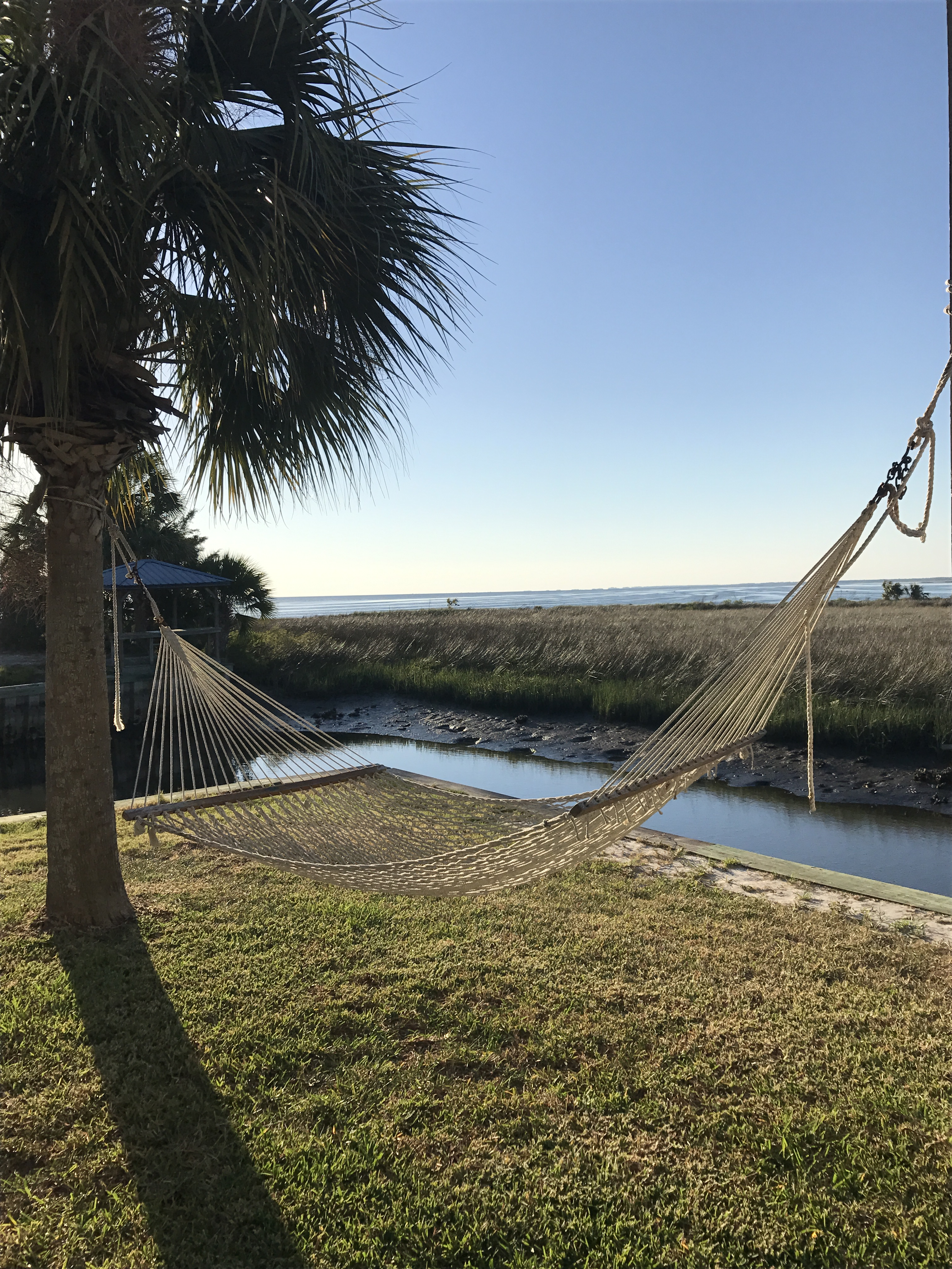 Your hammock awaits you at Coral House by the Sea