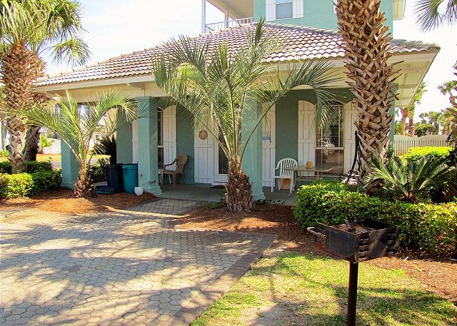 Martinique 4 bedroom vacation house rental destin fl - Destin florida 4 bedroom condo rentals ...